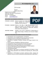 Mr. Gunjegaonkar Shivshankar M.