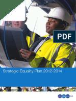 Strategic Equality Plan 2012 2014 English