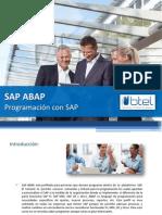 SAP ABAP - Programación