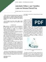 Diseno de Controlador Difuso y Por Variables de Estado Para Un Sistema Ducted Fan