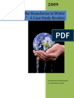 Breaking the Boundaries in Water Management- A Case Study Booklet