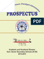 Prospectus Class XI
