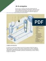 Estructura de la máquina.doc