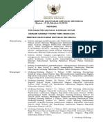 Peraturan Menteri Kehutanan Nomor P.16/Menhut-II/Tahun 2014 tentang Pedoman Pinjam Pakai Kawasan Hutan