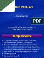 Terapi Inhalasi - Prasenohadi