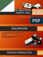 Auditoria Industrias Fuerte Ltda
