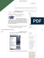 Mengubah Project PHP Menjadi File