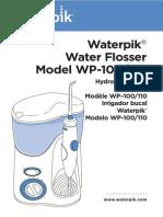 WP 100 Instruction Manual