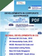 18 Developmentsincorporategovernance Mr n k Jain 120402000134 Phpapp02