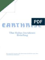 Earthrise [1990] [Interstel Corporation] [Manual]