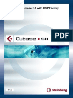 Using Cubase SX DSP Factory