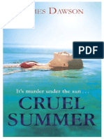Cruel Summer by James Dawson Extract