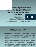 ANFIS Modeling for Upflow Anaerobic Sludge Blanket Reactor