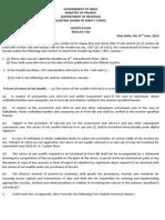 wealth tax notification 32-2014