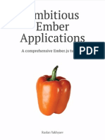Emberjs Applications Sample