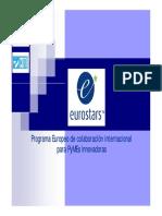 5_Programa Eurostars Proceso