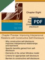 interpersonal relation
