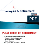 Retirement Planning - Sasi