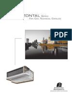 Catálogo IEC - Fan-coils