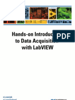 LabVIEW DAQ Hands On Manual