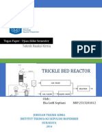 trickle bed reactor
