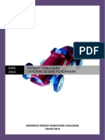 Format Laporan Desain Kendaraan - Iemc 2014