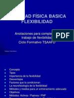 Cualidad Física Basica-flexibilidad