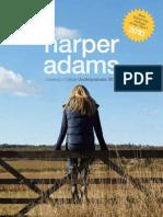 Harper-Adams (Good Sense of Atmosphere)