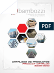 Bambozzi Nuevo Catalogo