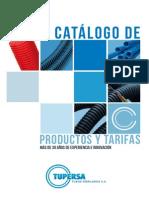201406 Tupersa Catálogo Tarifa 2014
