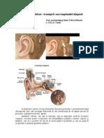 Implantul cohlear