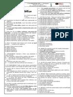 250 Exercícios de Análise Sintática
