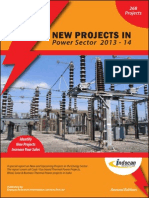 New Projects in Power Sector 2013-14
