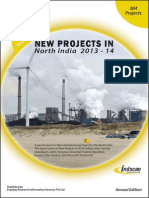 New Projects in North India 2013 -14