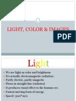 Light, Color & Images