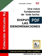 A02 Disputar Las Denominaciones Pisani