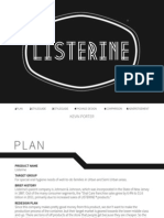 Listerine Brand Portal Final Version 1