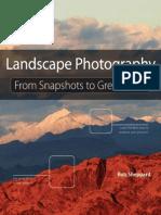 Landscape Photography From Snapshots to Great Shots V413HAV