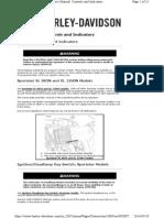Controls and Indicators