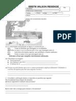 Diagnostica 6ª Série Wr 2014