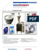 Milk Powder Brochure
