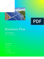 Transcendence Business Plan