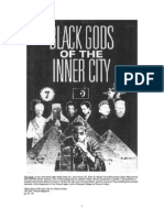 Black Gods of the Inner City