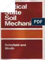 Critical State Soil Mechanics-Schofield and Wroth