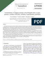Fractionation vs Magma Mixing in Wangrah Suite a-type Granites_LFB