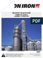 405 Commercial Bucket Elevator Assembly - Operation - IsO IBEM0308 R2 REBRAND1