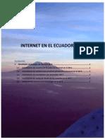 201312 Mercado Internet Ecuador 2013