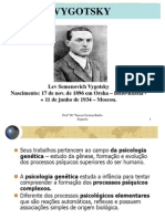 Vygotsky  2011 PSI EDU.ppt