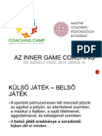 Coaching Camp Inner Game - Dr. Székely Vince