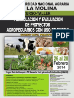 Curso Taller Proyectos Agropecuarios